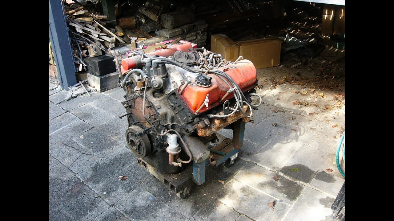 hight resolution of how to test a junkyard v8 engine part 1