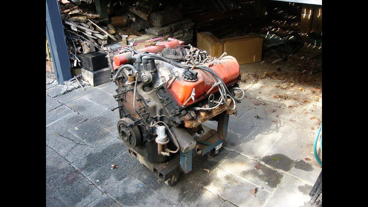 how to test a junkyard v8 engine part 1 [ 1280 x 720 Pixel ]