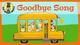 Video Goodbye Song for kids | The Singing Walrus download MP3, 3GP, MP4, WEBM, AVI, FLV Juni 2018