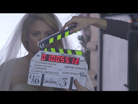Shakira's Empire - behind scenes