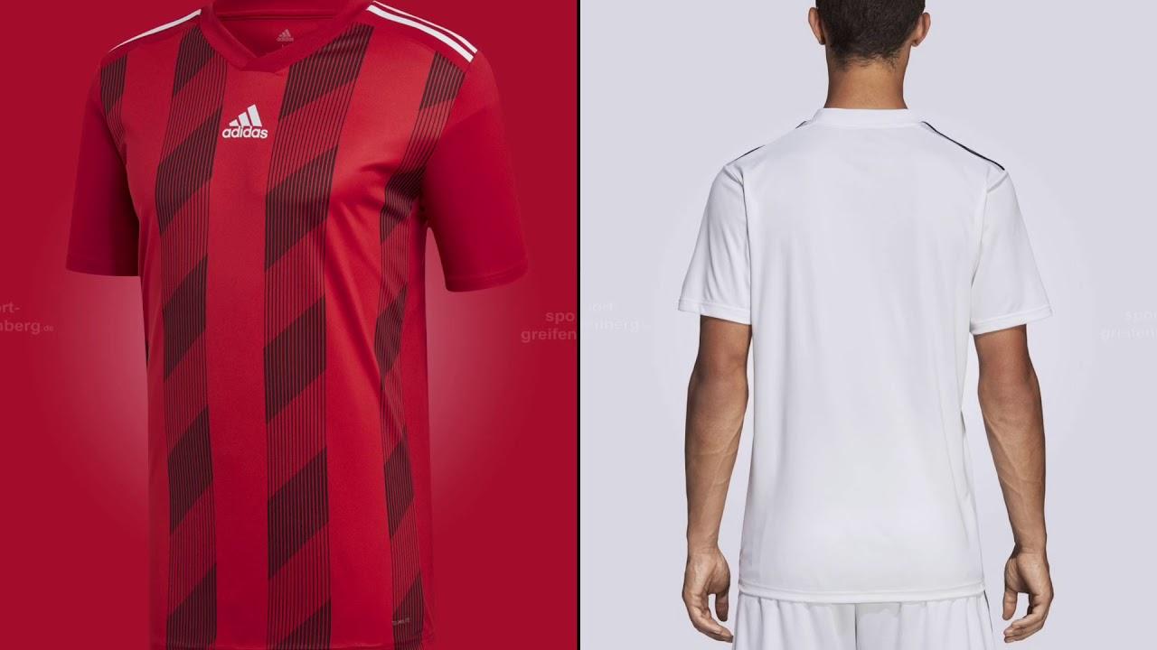 26c13e6ece81e1 adidas Striped 19 Trikot - (Fußball Jersey) - YouTube