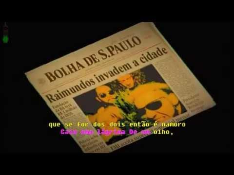 Raimundos - A Mais Pedida (Karaoke HD)
