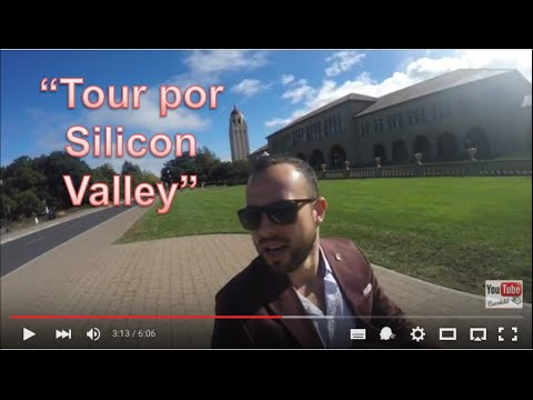 Tour por Silicon Valley
