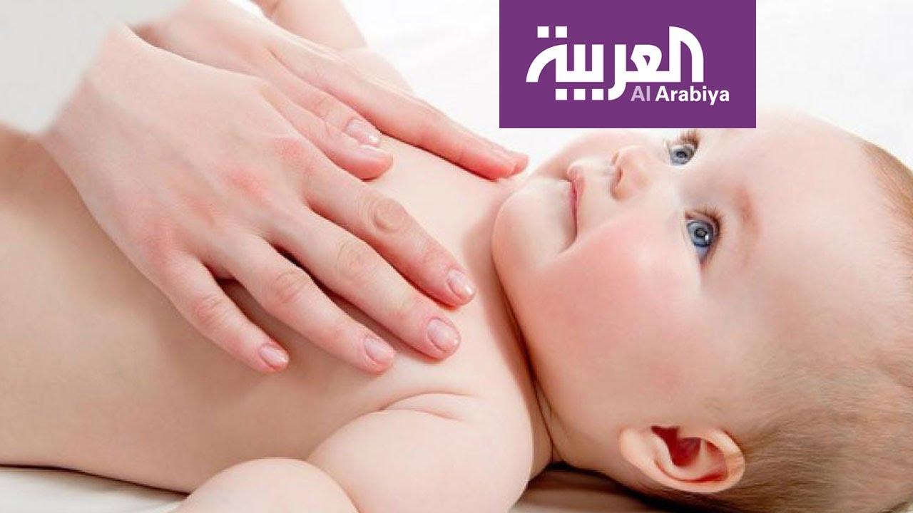 فوائد صحية جمة لتدليك الطفل الرضيع Youtube