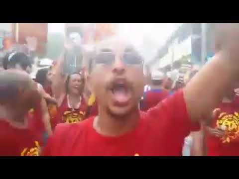 """Carnaval da Bahia: """"olê, olê, olá, Lula, Lula"""" e só vai dar PT"""