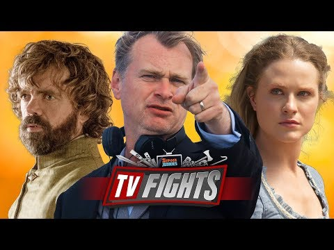 What TV Show Should Christopher Nolan Direct an Episode of? - TV Fights!