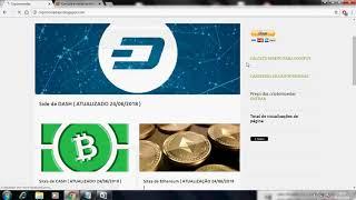 Como funciona o bitcoin ( explicação ganhar dinheiro )