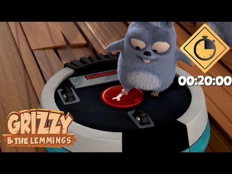 TOP spécial cadeau high tech 🎅Noël🎁 - Grizzy & les Lemmings