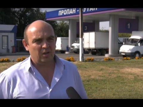 Газ давит. В Воронеже дорожает газомоторное топливо