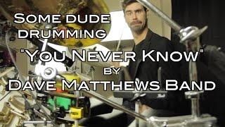 Drumming Dave Matthews Band