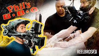 Behind the Barbecue with the Bro's | Reelbros TV