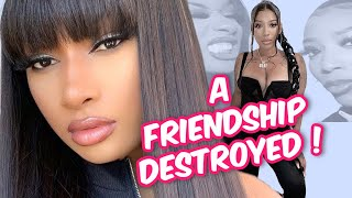 IS MEGAN THE NEW INDUSTRY MUPPET? MY THOUGHTS ON MEGAN THEE STALLION AND KELSEY! + SO MUCH MORE!
