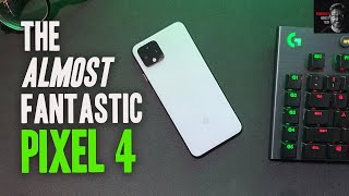 Google Pixel 4 Review | Painfully Honest Tech
