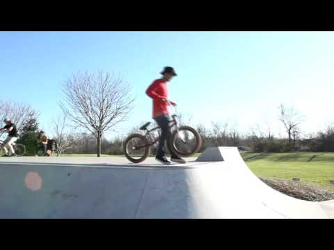 Anthony Woodhouse Bike Check