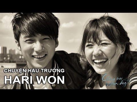 """Chàng Trai Năm Ấy [KC 31.12.2014] Hari Won """"ngọt lịm"""" với vai diễn đầu tiên"""