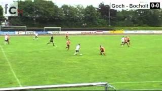 1. Spieltag: SV Viktoria Goch - 1. FC Bocholt 0:2 (0:1)