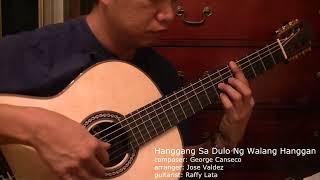Hanggang Sa Dulo Ng Walang Hanggan - G. Canseco (arr. Jose Valdez)