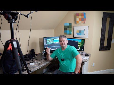 My Video Editing Equipment