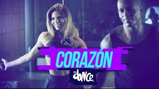Gambar cover Corazón - Claudia Leitte - Coreografia | FitDance