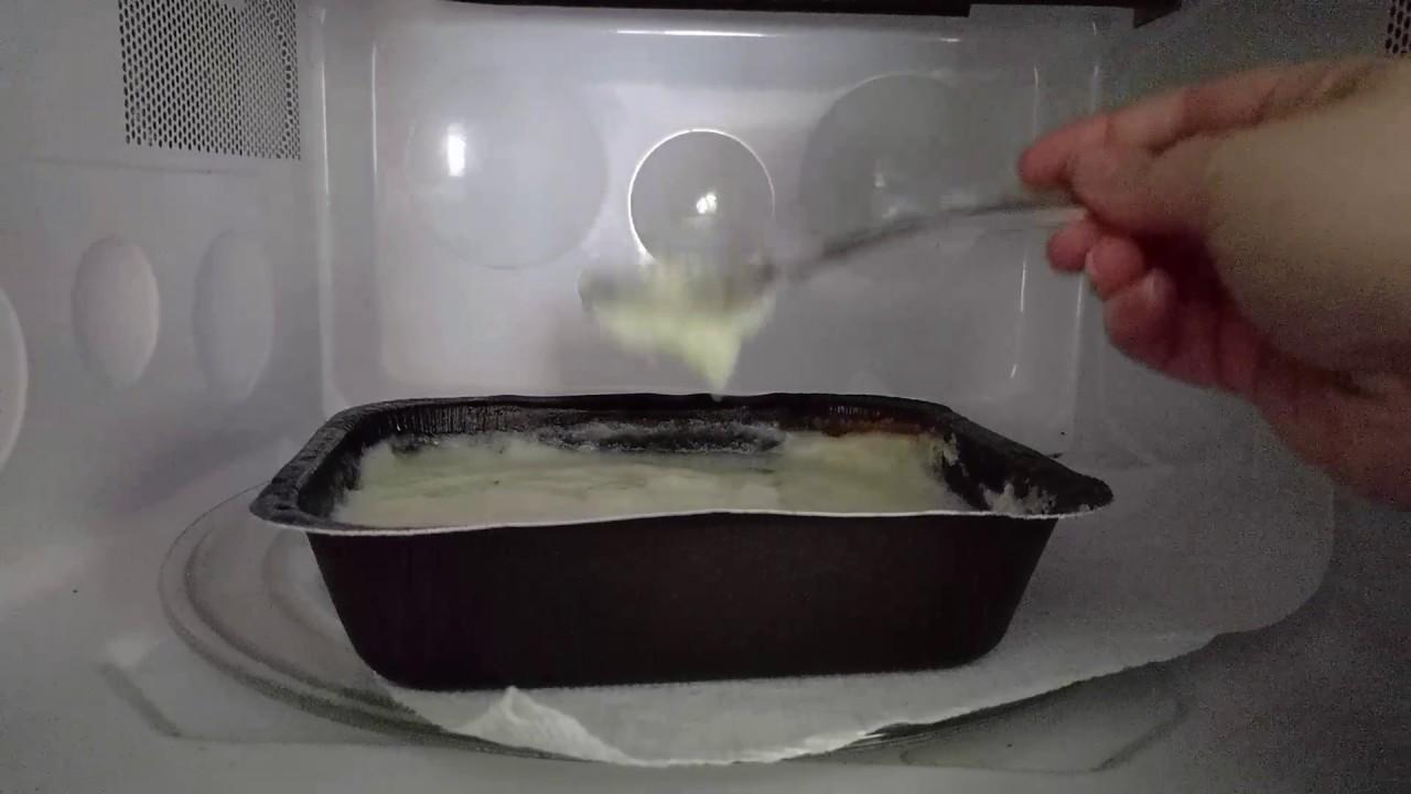 Green Giant Mashed Cauliflower Youtube