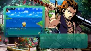 "Trailer - ETRIAN ODYSSEY III: THE DROWNED CITY ""Story Video"" for DS"