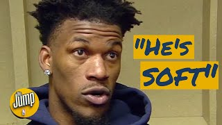 Remember the INTENSE beef between Jimmy Butler and <b>TJ Warren</b> ...