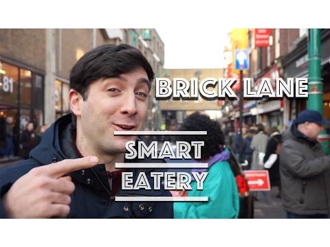 BRICK LANE MARKET LONDON. STREET FOOD MARKET AND VINTAGE MARKET. SHOREDITCH 2017