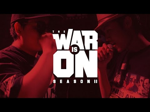 THE WAR IS ON SS.2 EP.4 - E$TEE VS ZEESKY | RAP IS NOW