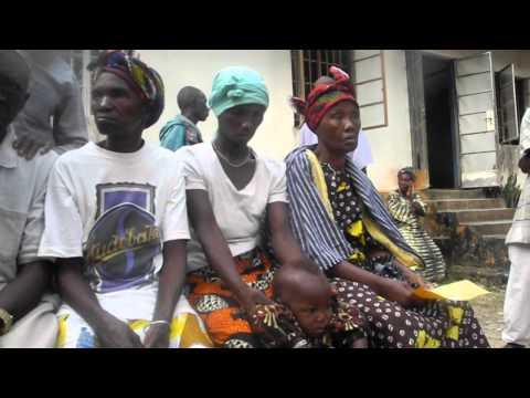 "Thumbnail for video ""Kissy Eye Hospital and CBM - Sierra Leone """