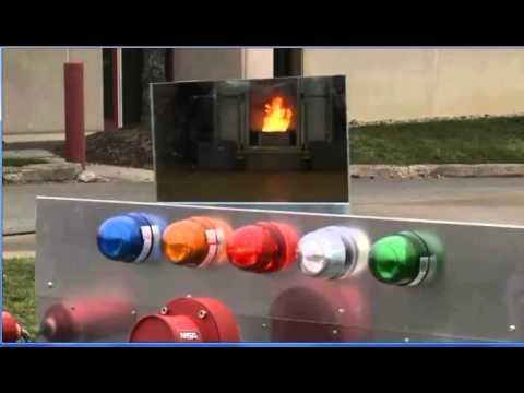 MSA 5 Flame detectors comparison