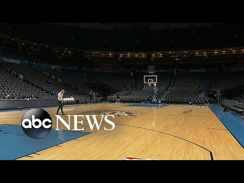 NBA attempts to open some team facilities