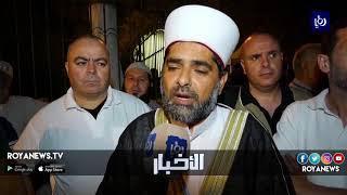 سلطات الاحتلال تحاول فرض واقع جديد في الحرم القدسي - (18-8-2018)