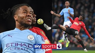 Raheem Sterling vs Aaron Wan-Bissaka - The Story of an EPIC Future Rivalry!