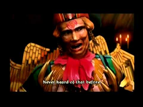 Save Baten Kaitos Intro Pics