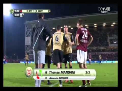 FC Metz   ASNL 3 0 Ligue 2