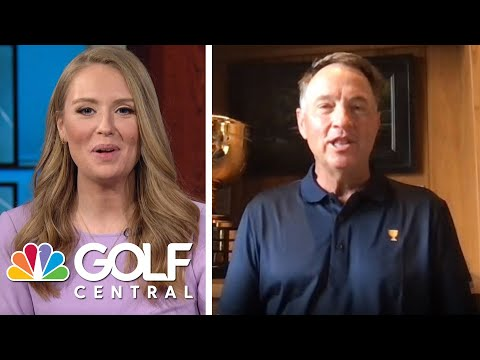 Davis Love III named 2022 U.S. Presidents Cup captain   Golf Central   Golf Channel