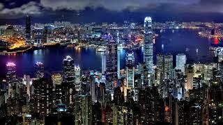 밤이 아름다운홍콩세계여행