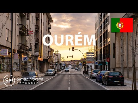 Driving Downtown Ourém