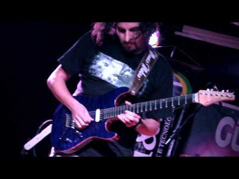 Guitarra Rock-Tiago de Moura - Contra-Mão ( Ao Vivo)