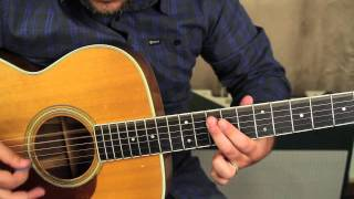 Nirvana - All Apologies - How to Play - Acoustic Guitar Lessons - Kurt Cobain