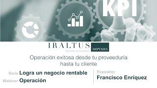 Logra un negocio rentable: Operación