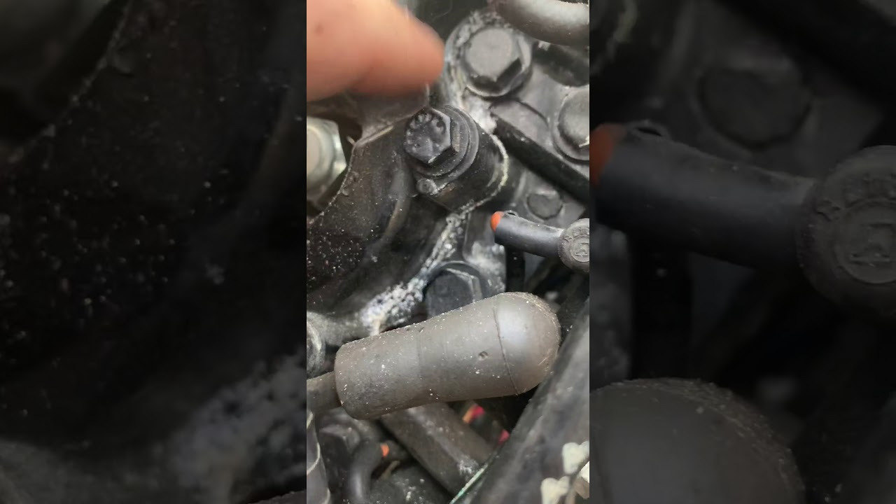 Free boat on craigslist 4 Thermostat on a 86 60hp Evinrude ...