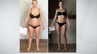 Похудеть на 30 кг за 1 год