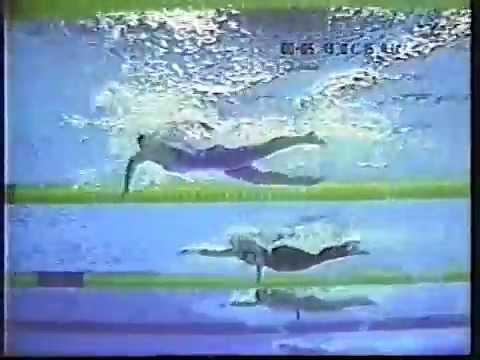 Diana Munz, Hannah Stockbauer, Kaitlin Sandeno 800m Freestyle 2001 World Championship Fukuoka