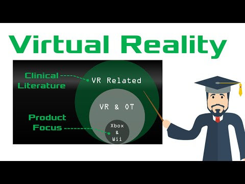 Virtual Reality: An Evidence-Based Guide for OT