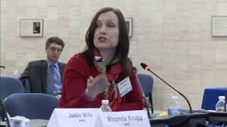 NVAC Meeting Day 2, Part 3 – NVAC Liaison and Ex Officio Updates