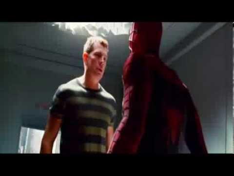 Homem aranha vs Homem Areia Primeira Luta Dublado (BR)