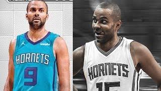 Tony Parker Signs Hornets! Kawhi Chemistry! 2018 NBA Free Agency