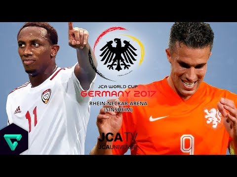 UAE vs. Netherlands