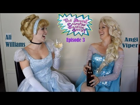 The Drunk Cosplayer Unboxing Show - Episode 3 - Loot Crate - Angi Viper